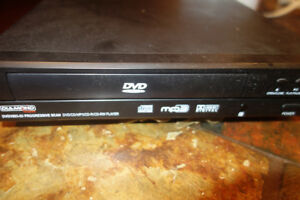 JVC Digital Direct VCD/CD Player, Needs Power Cord/Adaptor
