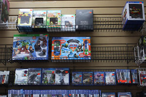 P-Market games huge selection of used games