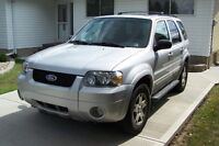 2005 Ford Escape Limited SUV, Crossover V6-4X4