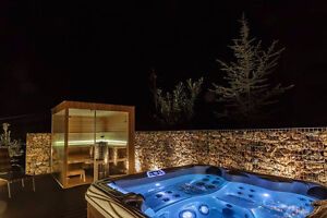 Antigua Spa ON SALE | Modern Technology | Hydrotherapy Jets