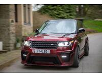 Land Rover Range Rover 3.0TD V6 ( 258bhp ) 4X4 ( s/s ) Auto 2013MY Vogue