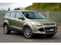 2013 63 Ford Kuga 2.0TDCi Zetec, Very LoW Mileage, Service History, 6 Speed, Bluetooth Phone & Music