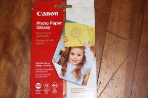 Canon Photo Paper 100 Sheets