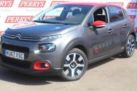 2018 CITROEN C3 1.2 PureTech 82 Flair Nav Edition 5dr