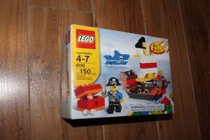Lego 6192, Pirate (5 idées à construire), NEUF