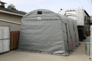 COVER TECH PORTABLE  GARAGE SHELTER