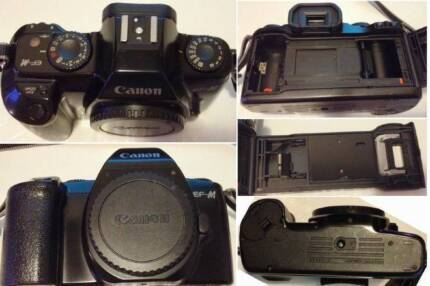 RARE: Canon EF-M film SLR camera *Excellent condition* Sydney City Inner Sydney Preview