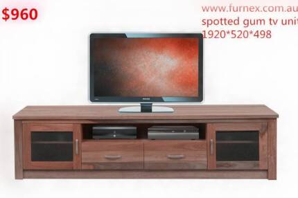 FACTORY SALE- tv stand/ tv unit from 1.5ms to 2.4ms hardwood