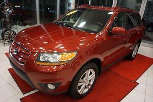 Hyundai Santa Fe GL-AWD-V6-TRÈS BIEN ENTRETENU-JAMAIS ACCIDENTÉ