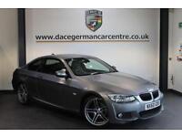 2010 60 BMW 3 SERIES 2.0 320D M SPORT 2DR 181 BHP DIESEL