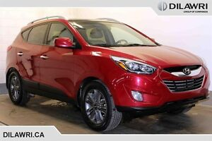 2014 Hyundai Tucson GLS AWD at