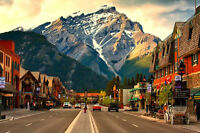 The Community of St Georges-in-the-Pines, Banff Alberta