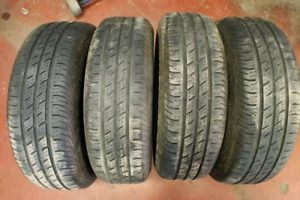 4 Continental Contipro Contact 175/65R15 84H Summer Tires