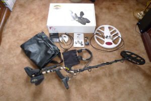 Fisher Special Edition  Metal Detector,