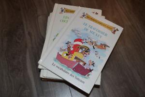 vintage 20 livres disney premiere rime