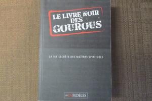 LE LIVRE NOIR DES GOUROUS