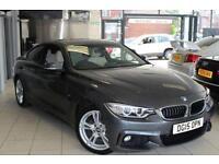 2015 15 BMW 4 SERIES 2.0 420I M SPORT 2D 181 BHP