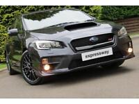 2014 Subaru Wrx Sti 2.5 Type UK AWD 4dr