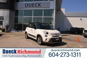 2014 Fiat 500L 500L TREKKING  - Sunroof, Heated Seats