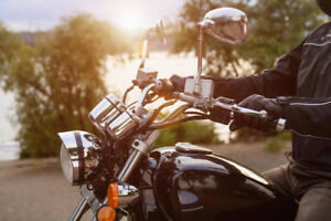 GREAT RATE ON MOTORCYCLE INSURANCE!
