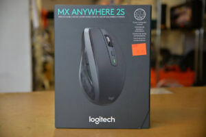 Logitech - MX Anywhere 2S Wireless Laser Mouse (New in Box)