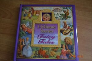 3 minute fairy tale stories