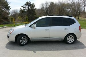 2009 Kia Rondo EX SUV Crossover Silver NEW Tires Brakes Battery!