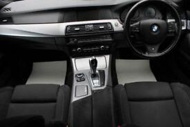 2011 11 BMW 5 SERIES 2.0 520D M SPORT 4D 181 BHP DIESEL