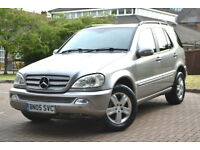 ML -- Mercedes M Class 2.7 ML270 CDi Special Edition ML 270 -alike bmw x5 audi q7 volkswagen touareg