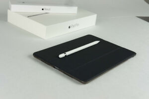 """Apple iPad Pro 9.7"""" Wi-Fi 128GB with Apple Pencil and case"""
