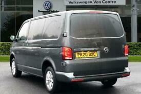 2020 Volkswagen Transporter T28 Highline SWB 150 PS 2.0 TDI 6sp Manual Van Diese