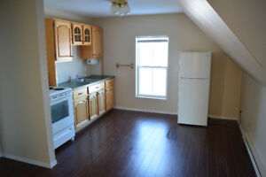 Lovely, bright one-bedroom apartment for rent (with den)
