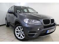 2012 12 BMW X5 3.0 XDRIVE30D SE 5DR AUTOMATIC 241 BHP DIESEL