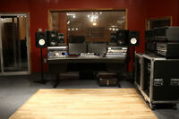 Professional Recording, Mixing & Mastering // Enregistrement
