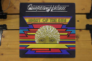 Crispen Hollow ‎– Night Of The Sun Vinyl LP