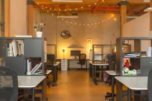 Shared Creative Coworking Studio/Office Space - OKpeople