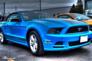2013 Ford Mustang V6 Convertible Convertible