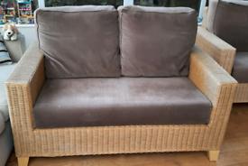Sofa, chair & rocker