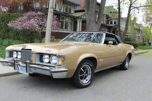 1973 Cougar XR-7 Convertible