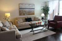 Fully Furnished Large One Bedroom Condo