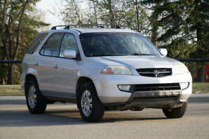 2003 Acura MDX. 7 Seater,  260Hp V6 Loaded