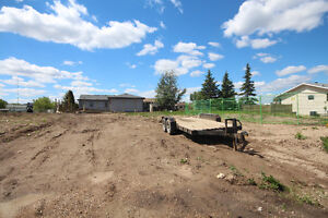 110 Clenell Crescent ~ Unique Opportunity ~ Cleared lot