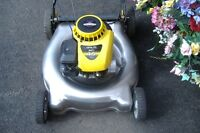 M.T.D. BRUTE GAS PUSH MOWER/4.5HP