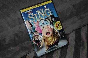 SING (DVD) New Release - Mint Condition
