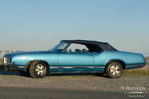 1971 Oldsmobile Cutlass Supreme Convertible NEW PRICE