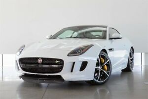 2016 Jaguar F-Type Coupe R AWD