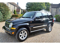 Jeep Cherokee 2.8TD 4X4 Auto Limited, 99K MILE, FULL S/HISTORY, NEW MOT, 1 OWNER