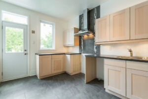 NDG - Village MONKLAND - Large 7 1/2 bright and renovated