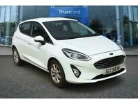 2018 Ford Fiesta 1.0 EcoBoost Zetec 5dr- Bluetooth, LED Day Time Running Lights,