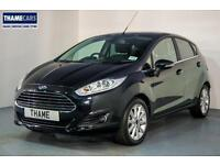 2015 Ford Fiesta 1.0 Ecoboost 125ps Titanium With Digital Radio and Bluetooth Pe